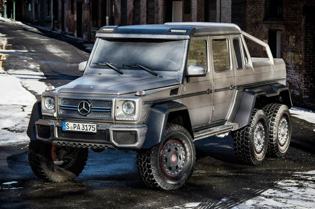 mercedes g63 amg 6x6 is somewhere on american soil right now. Black Bedroom Furniture Sets. Home Design Ideas
