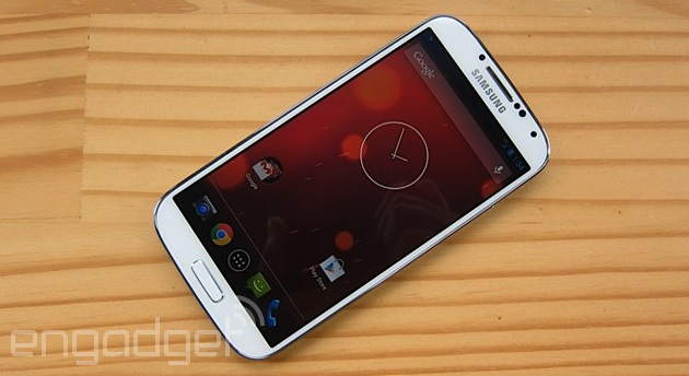 Samsung Galaxy S 4 Google Play Edition