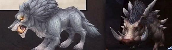 Warlords of Draenor hunter pets