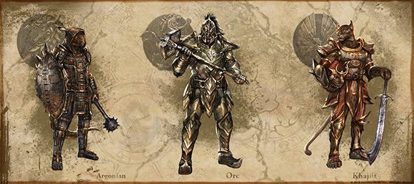 ESO Heavy Armor