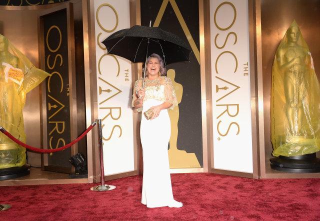 Oscars 2014 Kelly Osbourne