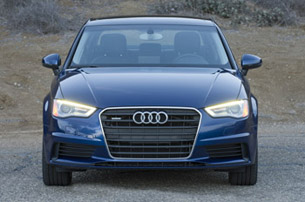 Audi A3 Sedan : 2014 | Cartype