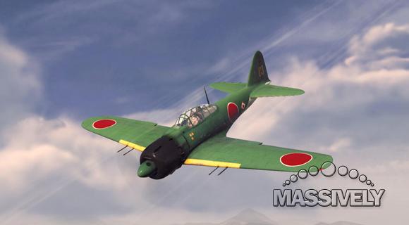 World of Warplanes Zero