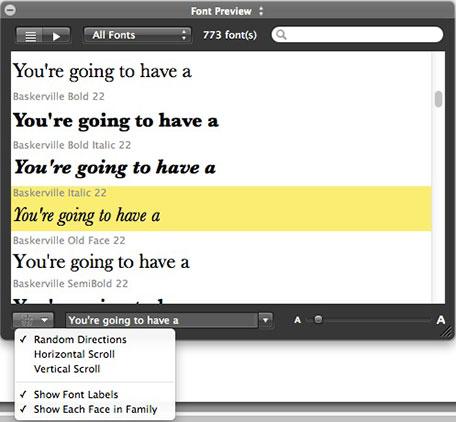 Greeting Card Shop Screen Shot Font Dialobg