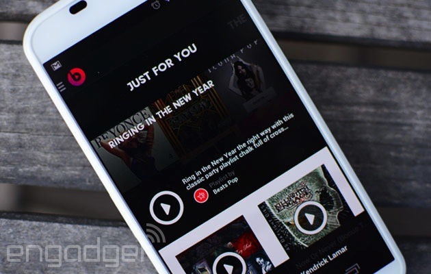Beats Music builds a unique, if messy, listening experience around emotion