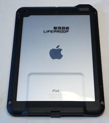LifeProof fre waterproof case for iPad Air