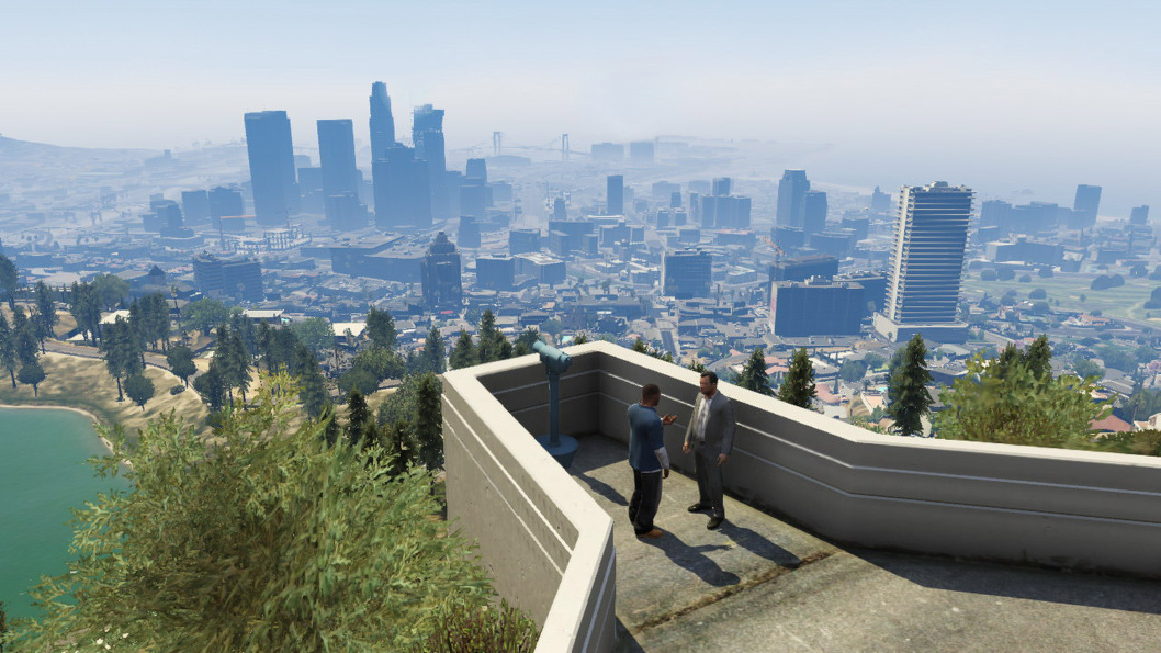 Grand Theft Auto V: A Critique