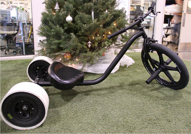 Local Motors Latest Project Is This Adult Drift Trike