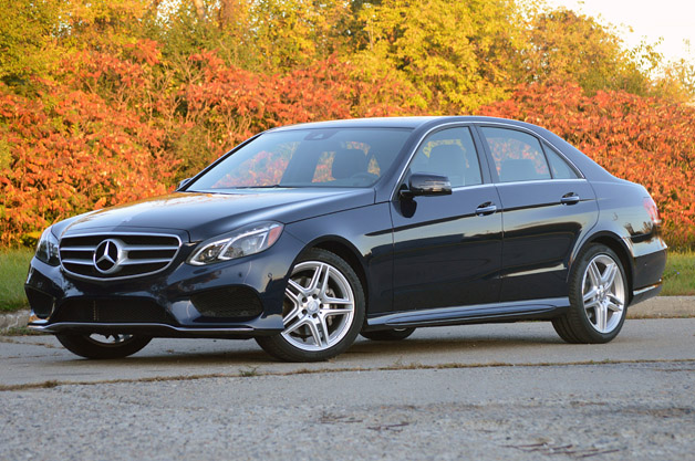 2014 mercedes benz e350 4matic sedan w video. Black Bedroom Furniture Sets. Home Design Ideas