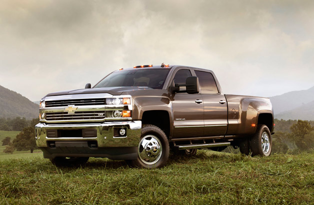 2015 Chevy Silverado HD