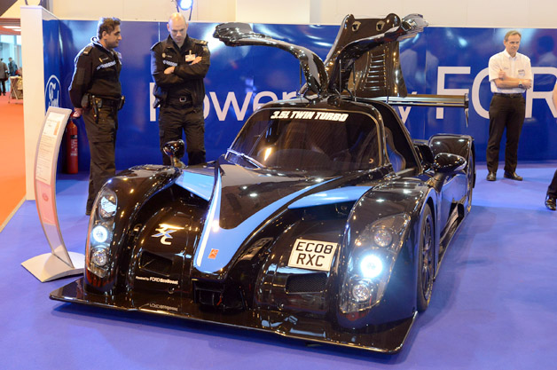 Radical RXC Turbo at Autosport International