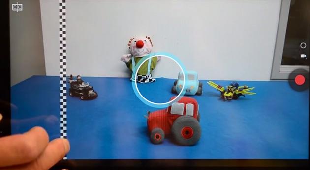 Qualcomm Snapdragon 805 Action Shot demo