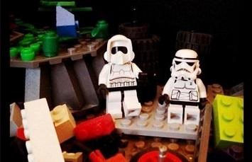 appraiser's lessons in legos, nasty neighbors