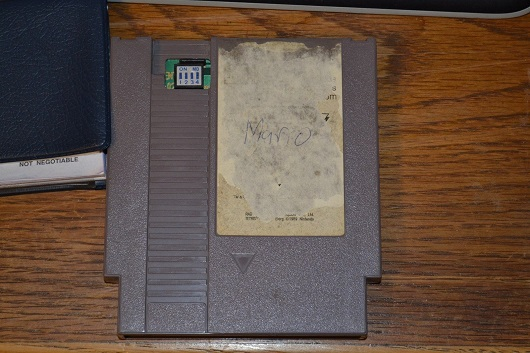 1 of the 116 copies of Nintendo World Championship is up on eBay
