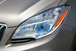 2013 Buick Encore headlight