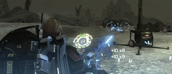 Defiance screenshot