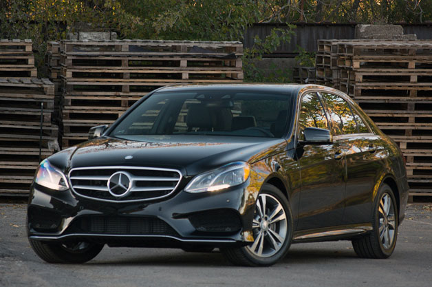 2014 Mercedes-Benz E250 Bluetec