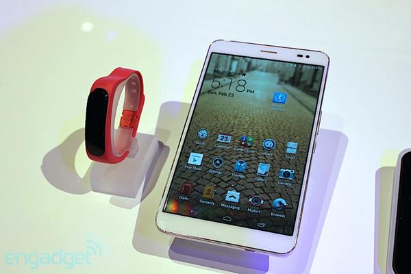 Huawei MediaPad X1 sube el listón a los tablets de 7 pulgadas con función teléfono y diseño impecable