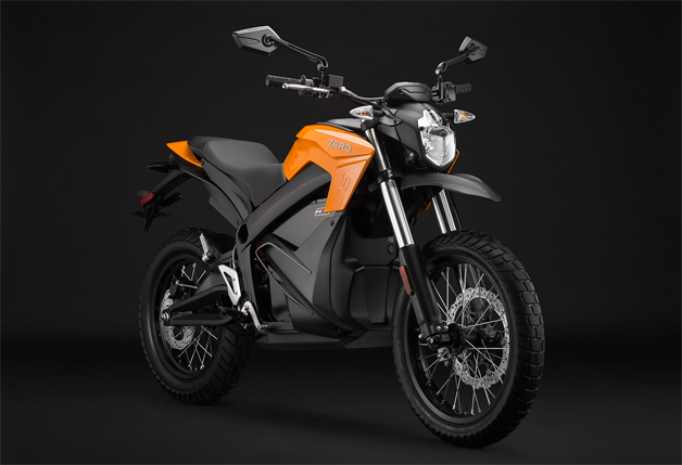 Zero Motorcycles DS dual sport electric motorcycle