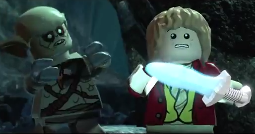 LEGO: The Hobbit Trailer Released