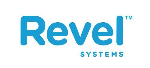Revel Systems iPad POS, logo.  (PRNewsFoto/Revel Systems)