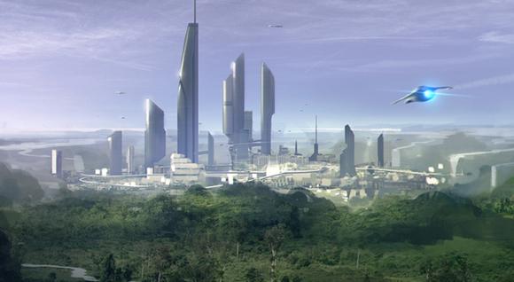 Star Citizen - Xis approach