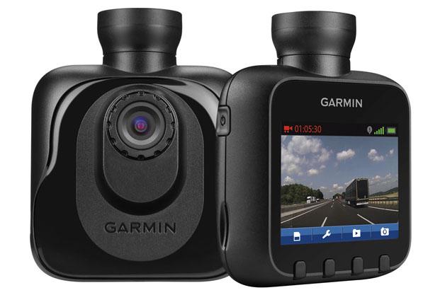 Dash cam gps navigation