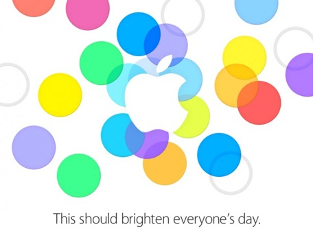 Apple Sept. 10 invite