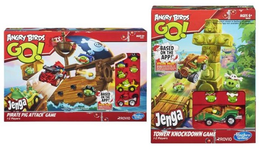 Angry Birds Go Toys : Angry birds go is a kart racer complete with hasbro toy line