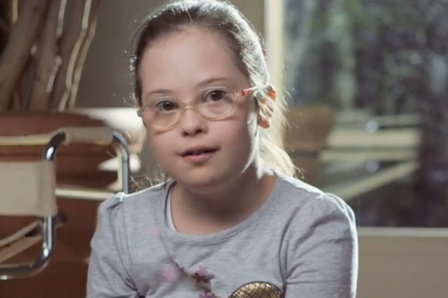 Dear future mum, your child can be happy Heartwarming video message from young adults with Downs syndrome