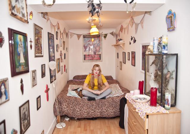 Phoebe-Lettice Thompson Pandora Lennard