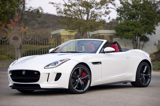 2014 Jaguar F Type V8 S W Video