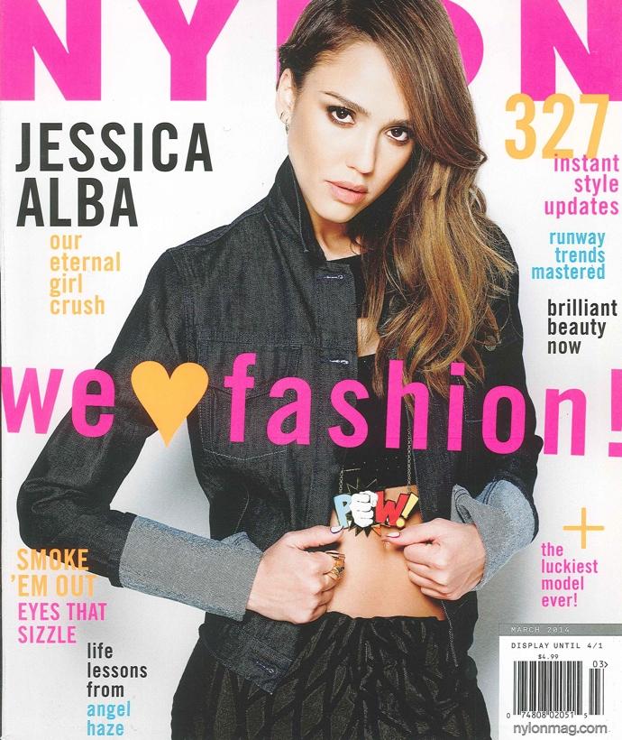 Jessica-Alba-midriff-cover-nylon-magazine