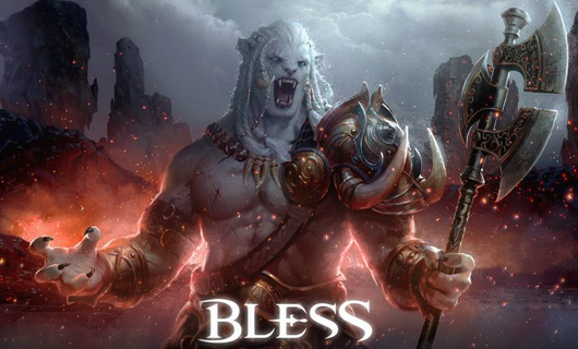 Bless Online's beta hits 100,000 sign-ups in four days