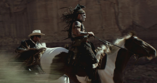 the lone ranger franchise