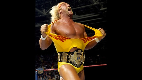 Hulk Hogan, WWE, Heavyweight Champion