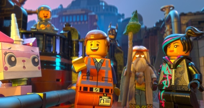 Weekend Box Office Lego Movie