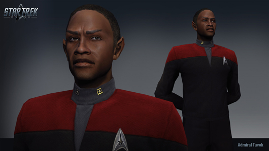 STO Tuvok concept art