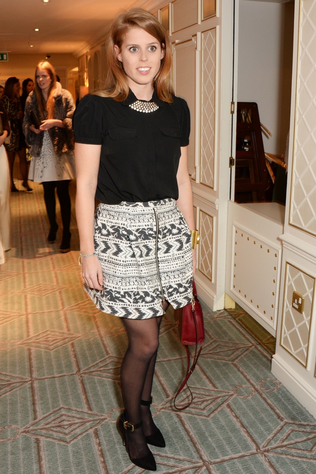 princess-beatrice-miniskirt-forthum-and-mason-fashion-blog-launch