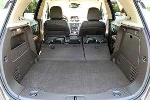 2013 Buick Encore rear cargo area