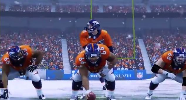 Madden NFL 25 Predicts Broncos Will Beat Seahawks in Overtime