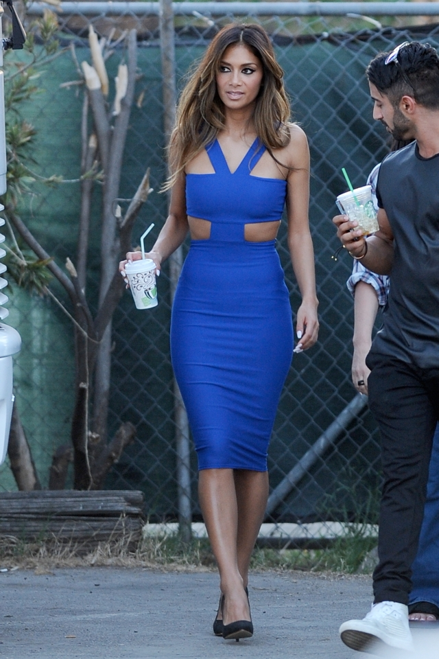 Nicole Scherzinger WOWS In An Array Of Racy Outfits For LA ...