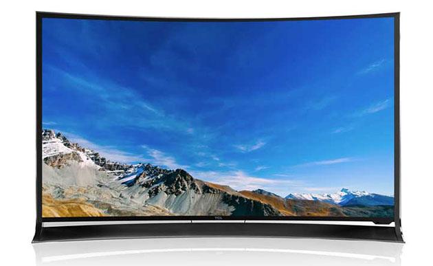 hasta tcl tiene televisores oled y 4k curvadas e incluso una 3dtv 39 virtual hologr fica. Black Bedroom Furniture Sets. Home Design Ideas