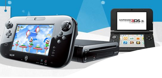 Last Minute Holiday Deals on Nintendo 3DS and Wii U