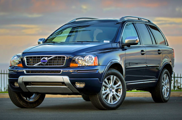 2015 volvo xc90 could plug in with phev version. Black Bedroom Furniture Sets. Home Design Ideas