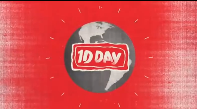 One Direction 1D Day highlights videos Harry Pottery Talk Dirty to Me
