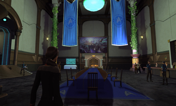 STO Fleet Embassy Lounge