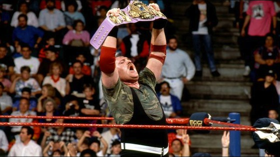 WWE, Heavyweight Champion, Sgt Slaughter