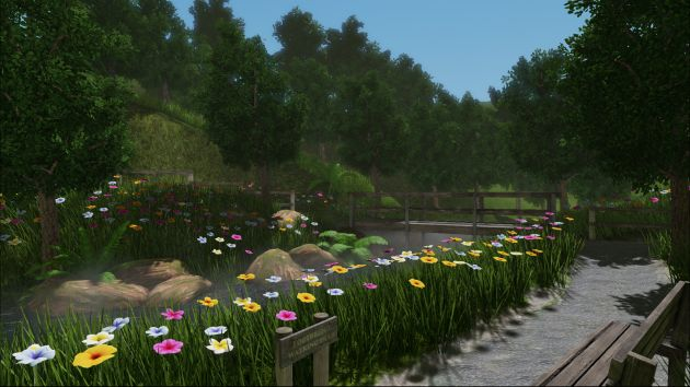 Kinect and Unreal Engine 4 power Alzheimer's and dementia care project (video)