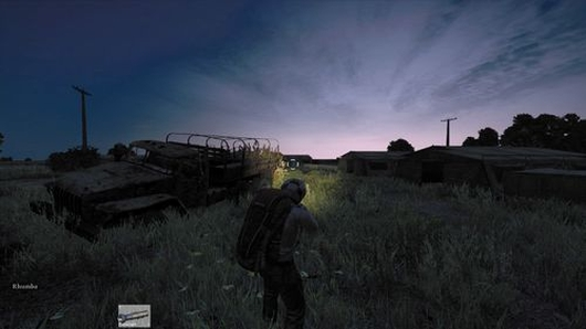 It is possible that by the time DayZ is in full release we will be fighting off an actual zombie apocalypse.